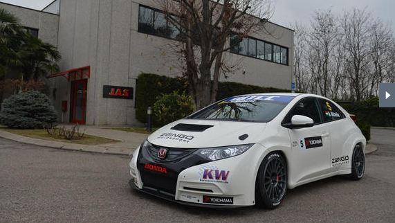 Zengo Motorsport se decanta por el Honda Civic WTCC